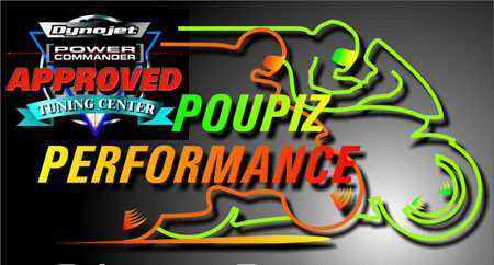 logo de Poupiz Performancek